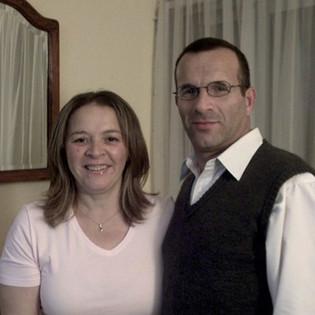 Adolfo e Maris Ortiz