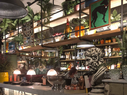 Bill's Southampton & their redecoration | Food review