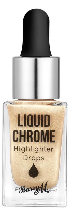 Liquid Chrome Highlighter Drops