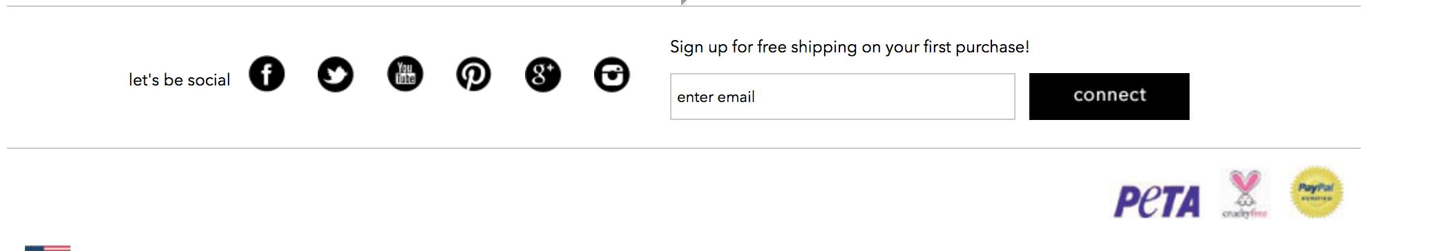 Elf cruelty-free logo