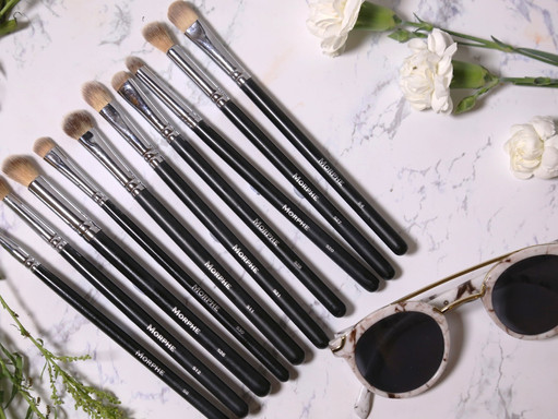 VEGAN MORPHE BRUSHES // REVIEW