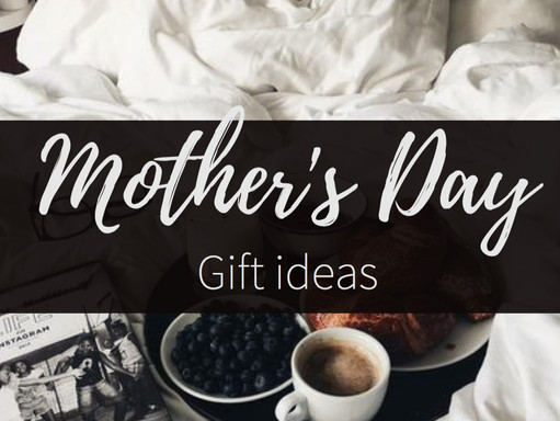Mother's Day Gift Guide - Cruelty free and vegan!