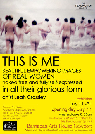 THIS IS ME - Happy In My Skin exhibition