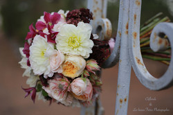 bouquet prune rose