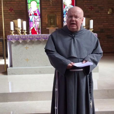 Pater Joseph Maria Har Ordet - Rosenkransvakan