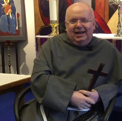 Pater Joseph Maria Har Ordet - om korshyllning