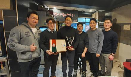고생해주신 김태현 회장님께 감사드립니다