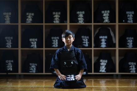 검도 프로필 사진 이벤트 참여자분들의 사진 안내 (1)