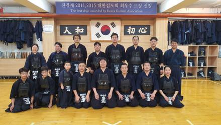 30주년 충남대검우회 진검재 방문 후기
