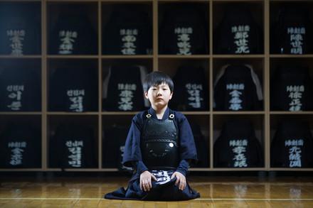 검도 프로필 사진 이벤트 참여자분들의 사진 안내 (3)