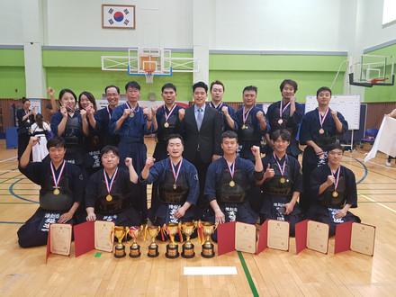 2019년 영등포구청장기 검도대회 결과 안내