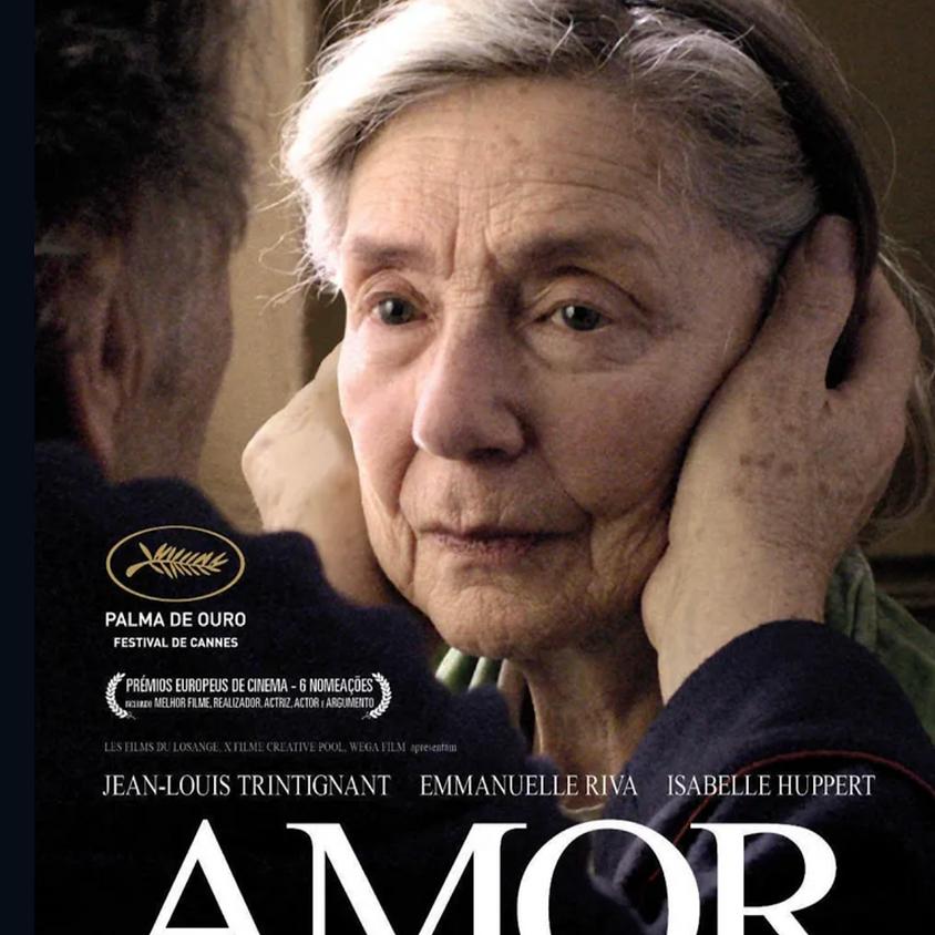 Cinema Comentado com a profª Maria Gouveia (Amor)
