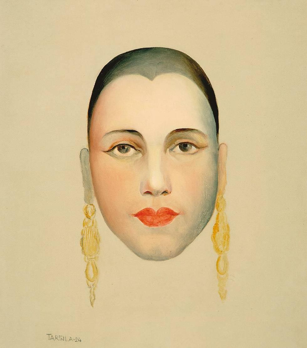 Do Local ao Universal: Tarsila do Amaral, Frida Kahlo e Adriana Varejão