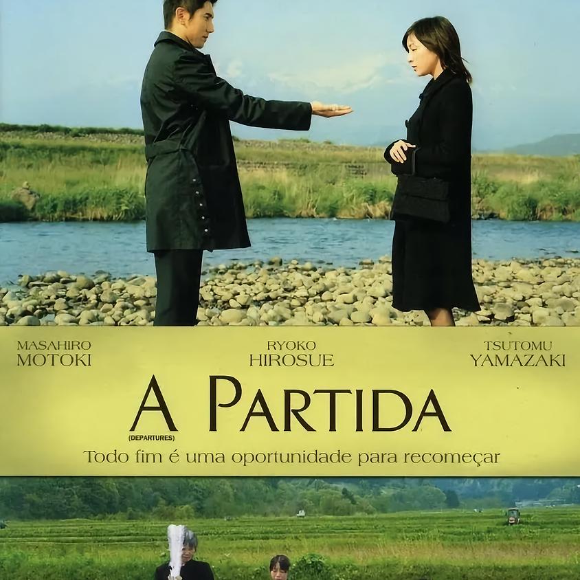Cinema Comentado com a profª Maria Gouveia (A Partida)