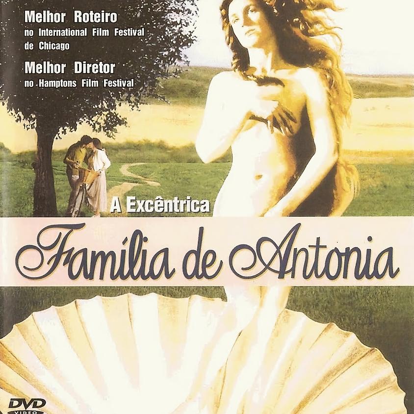 Cinema Comentado com a profª Maria Gouveia (A Excêntrica Família de Antônia)