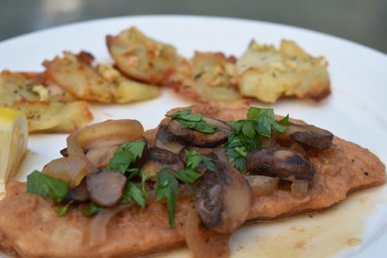 Quick & Easy Chicken Marsala