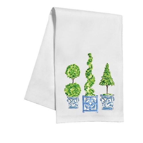 #11537 Topiary Trio Towel