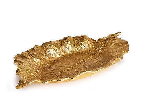 #10434 Ruffled Grande Leaf Tray
