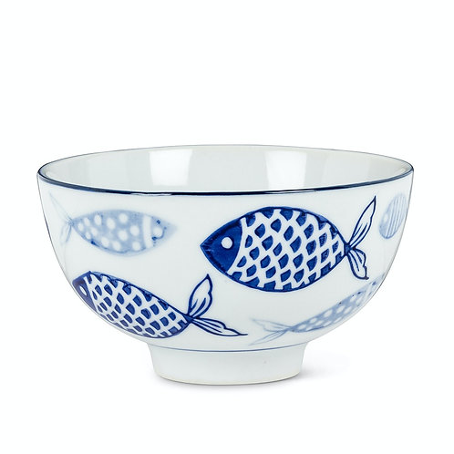 #10095 Blue Fish Bowl