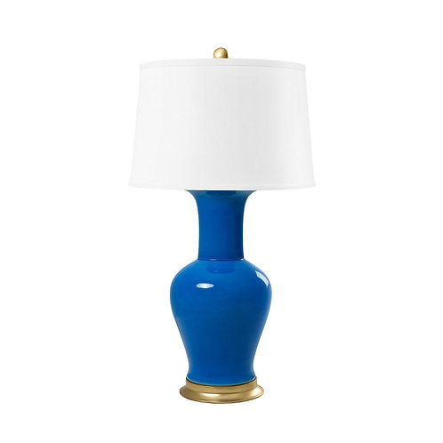 #10353 Azure Blue Lamp