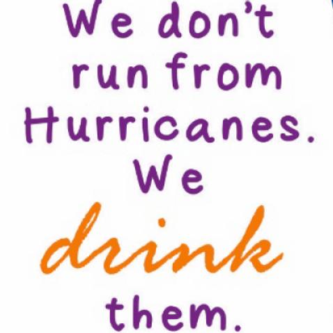 #9790 Hurricanes Tea Towel