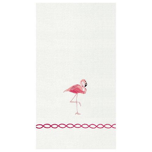 #10780 Flamingo Towel