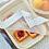 Thumbnail: #11879 Blue Picnic Food Cover