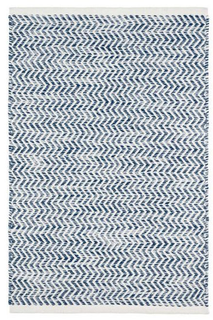 #12082 Coastal Blue Rug