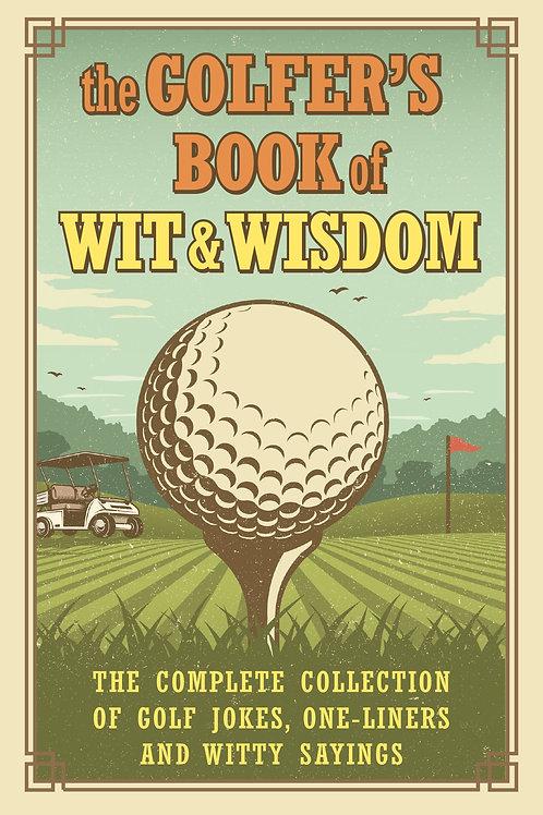 #10707 Golfer's Book of Wit & Wisdom