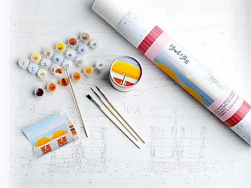 #9747 Beach Bliss Painting Kit