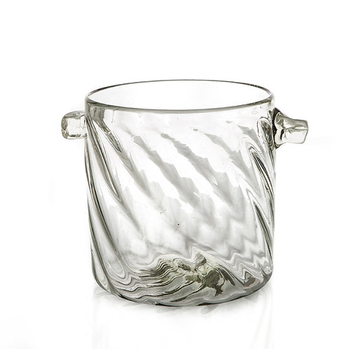 #10745 Twirled Ice Bucket