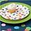 Thumbnail: #11711 Salad/Dessert Plate (Confetti)