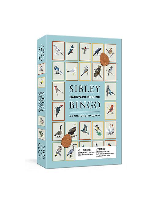 #11855 Backyard Birding Bingo