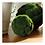 "Thumbnail: #7085 4"" Moss Orb"