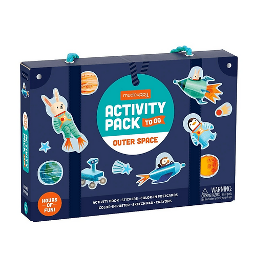 #7490 Outer Space Activity Pack