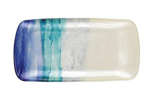 #11676 Sea Glass Ombre Tray