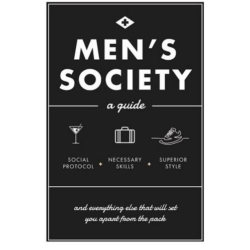 #8178 Men's Society A Guide