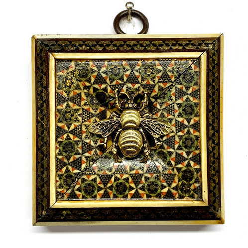 #9887 Micro Mosaic Frame with Grande Bee