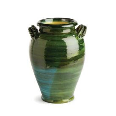 #2628 Italian Ombre Blue/Green Urn