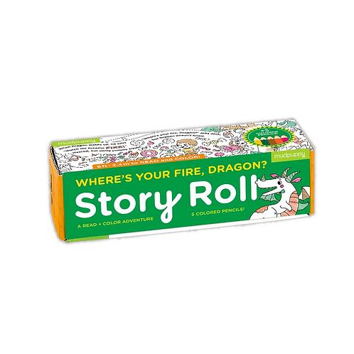 #9827 Dragon Story Roll