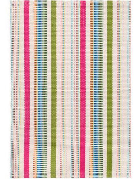 #12086 Fruit Stripe Rug