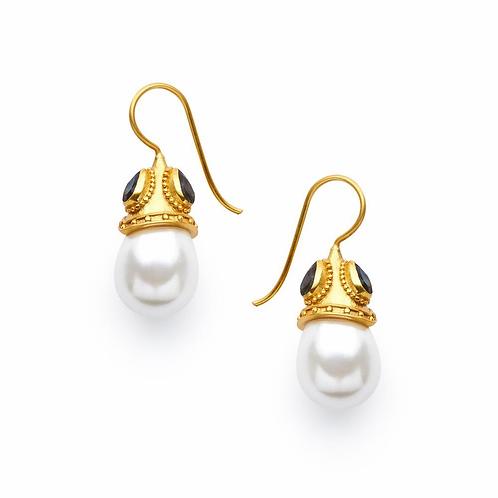 #6135 Baroque Earring