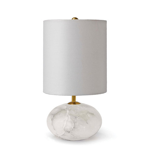 #8933 Stone Orb Lamp