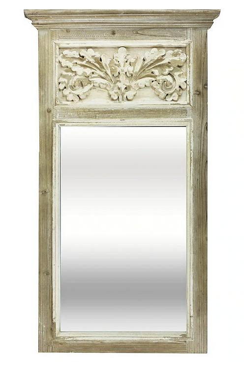 #6210 Trumeau Style Mirror