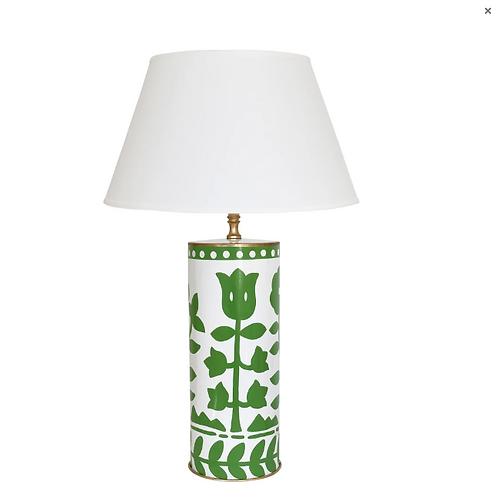 #11095 Garden Lamp (Green)
