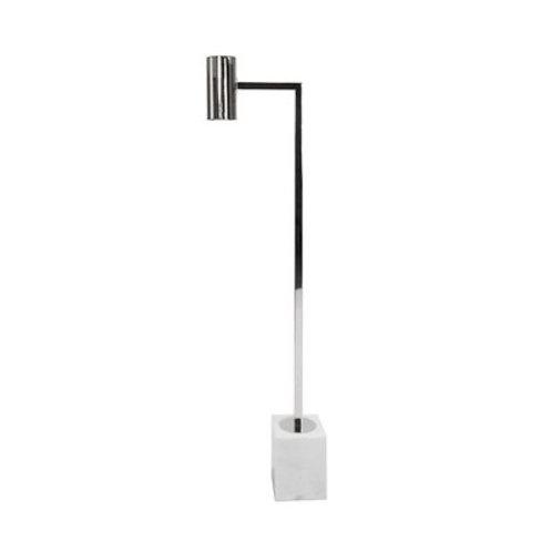 #8427 Nickel Floor Lamp