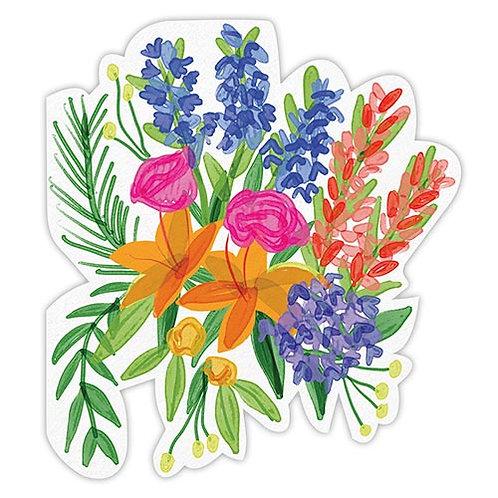 #11791 Floral Napkins