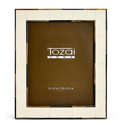 #10086 Bone & Horn Frames