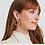 Thumbnail: #11954 Windsor Doorknocker Earring