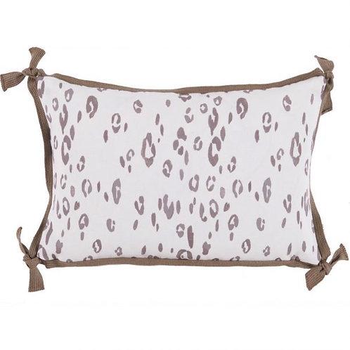 #10372 Leopard TaupeOutdoor Pillow